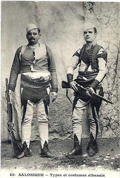 albanians 2