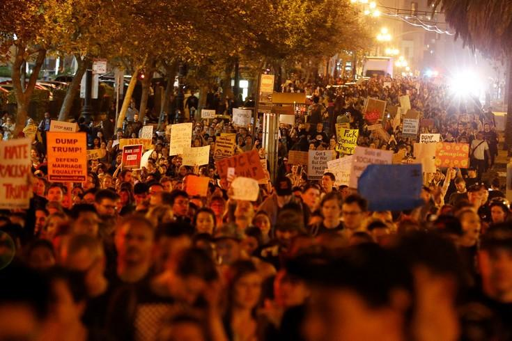 2016 11 10T033459Z 46904424 S1AEULYOJRAB RTRMADP 3 USA ELECTION PROTESTS