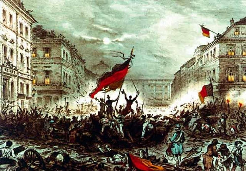 Berlin Revolution 1848
