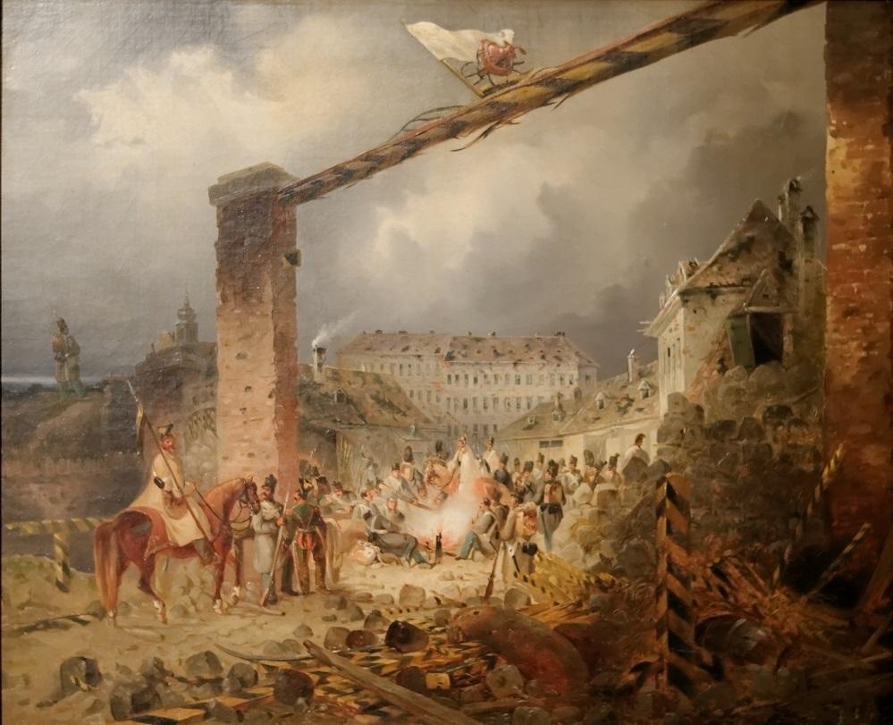 Vienna October 1848