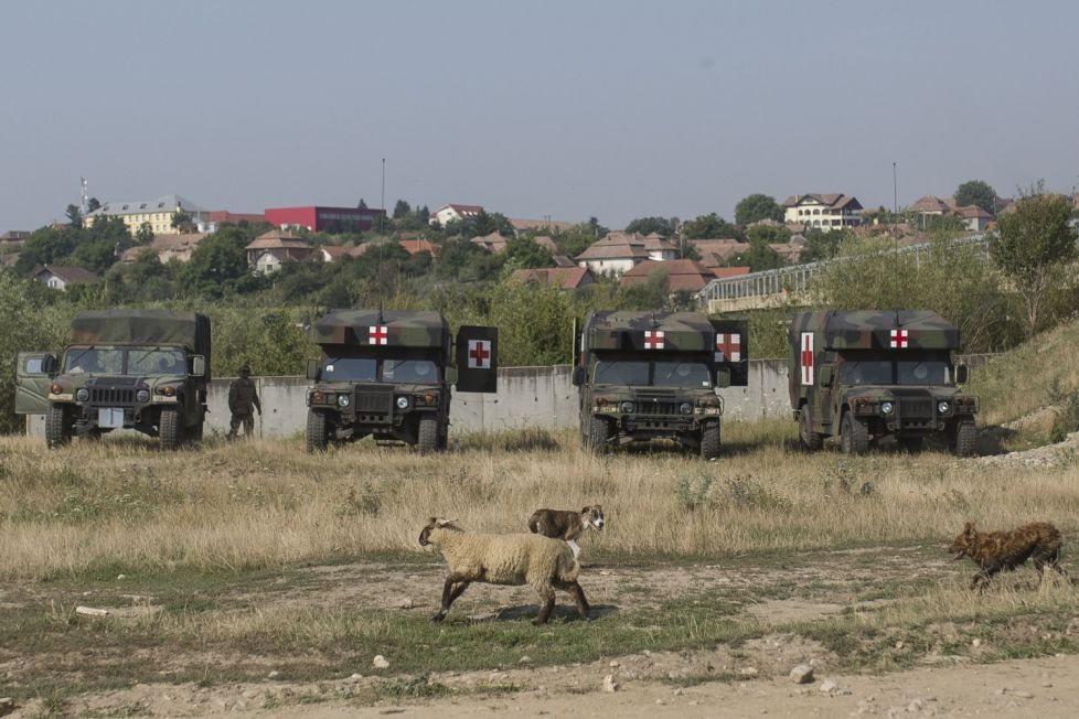 The Swift Response exercise a part of the Saber Guardian operation Inquam Photos Octav Ganea2