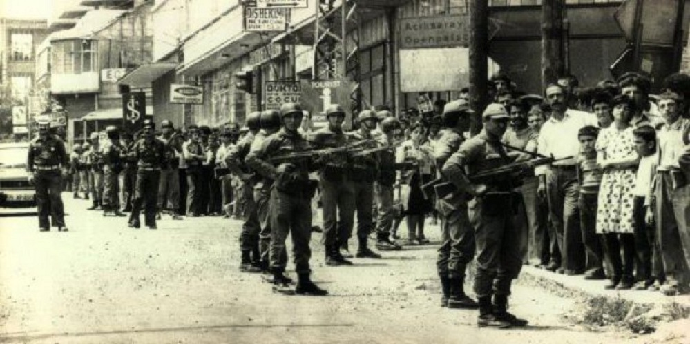 C 12 Eylül 1980 Turkish military coup