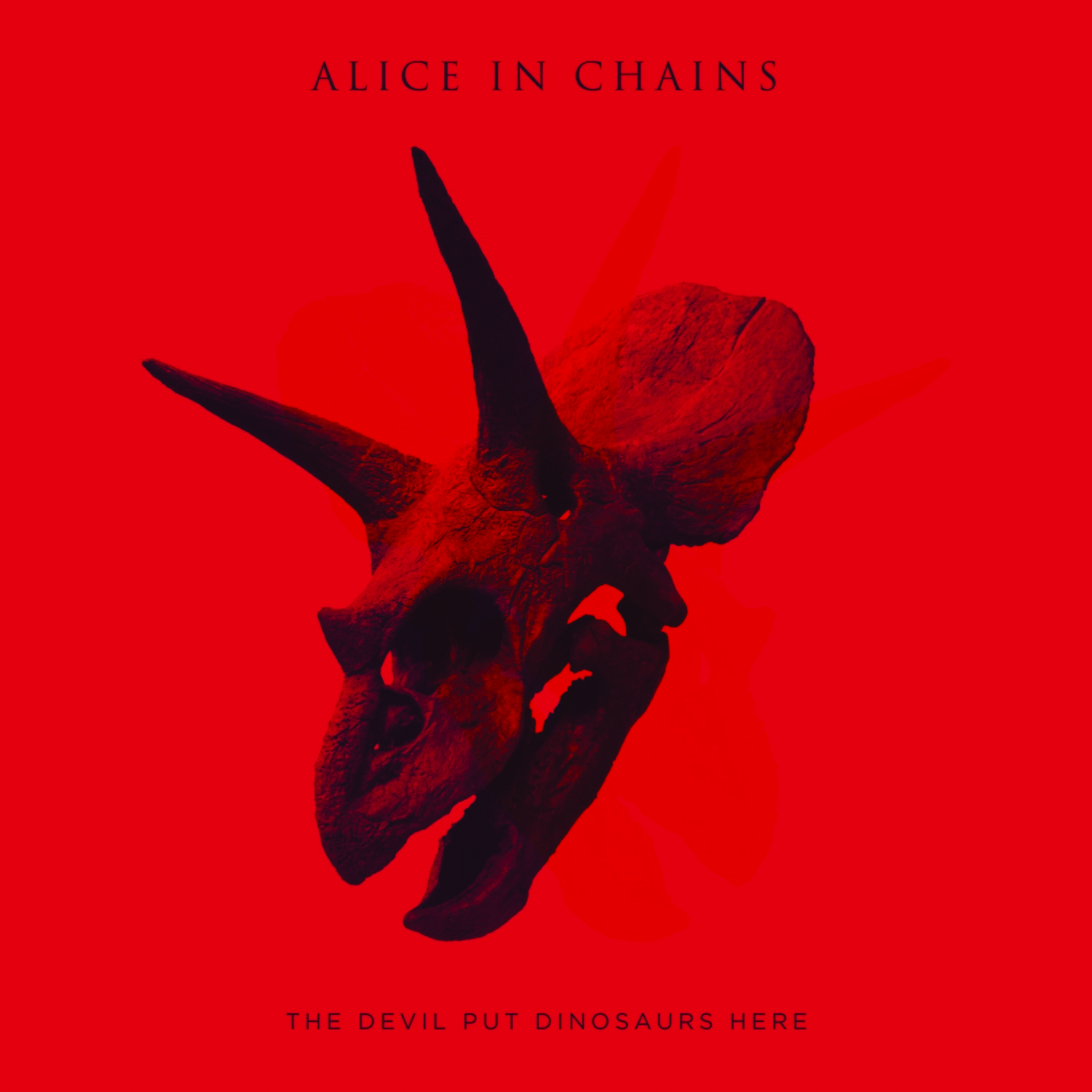 Alice In Chains The Devil Put The Dinosaurs Here