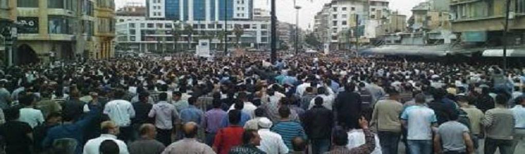 Συρία: 10 χρόνια από τη λαϊκή εξέγερση του Joseph Daher