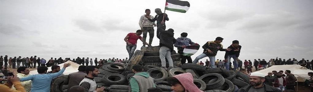 Ενάντια στη διαρκή και θανατηφόρα καταστολή των Παλαιστινίων στη Γάζα