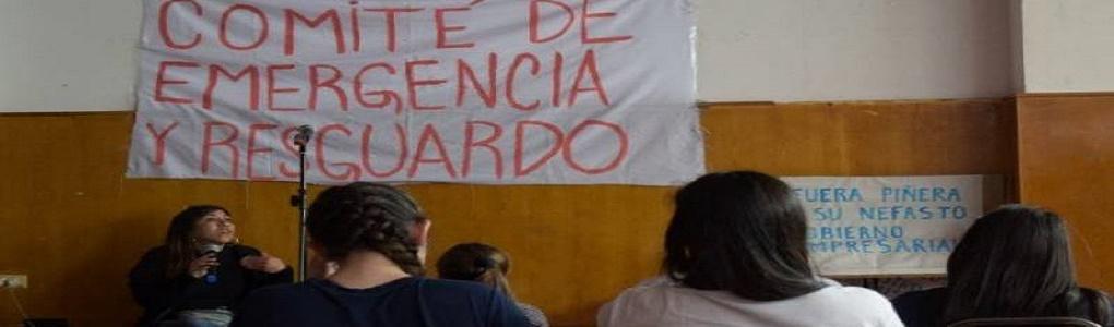 Η Αυτοοργάνωση στην Εξέγερση της Χιλής