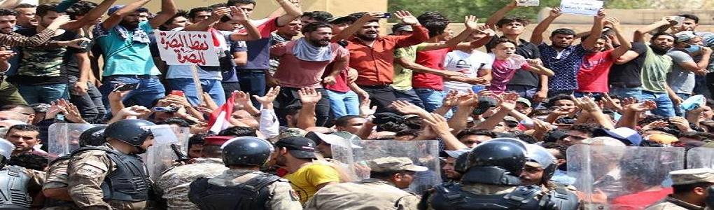 Τα Ιουλιανά του Ιράκ: Ένα μαζικό κίνημα ενάντια στη λιτότητα, τη διαφθορά και τον αυταρχισμό
