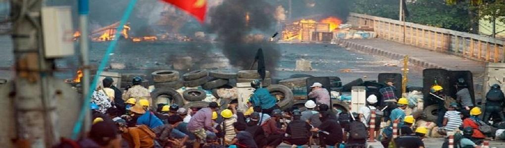 Μιανμάρ, το φλεγόμενο μέτωπο της Ανατολικής Ασίας: το ιστορικό της σημερινής κρίσης