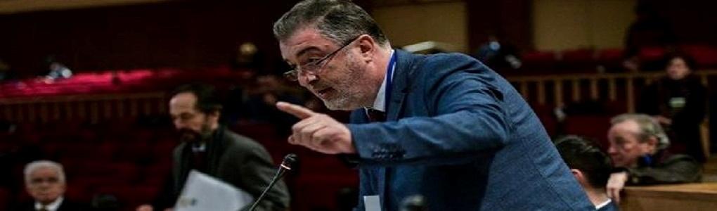 Δίκη της Χρυσής Αυγής: ολόκληρη η αγόρευση του Κώστα Παπαδάκη