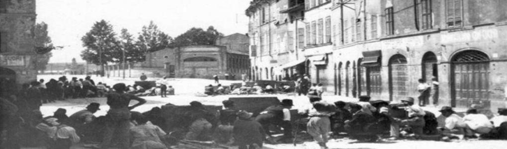 Η αντιφασιστική εξέγερση στην Πάρμα τον Αύγουστο του 1922