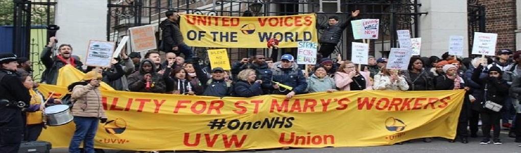 Τα συνδικάτα βάσης στη Βρετανία παλεύουν για τα δικαιώματα των επισφαλώς εργαζόμενων