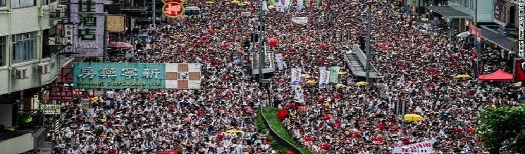 Η Διεθνής Αριστερά πρέπει να υποστηρίξει τον λαό του Χονγκ Κονγκ
