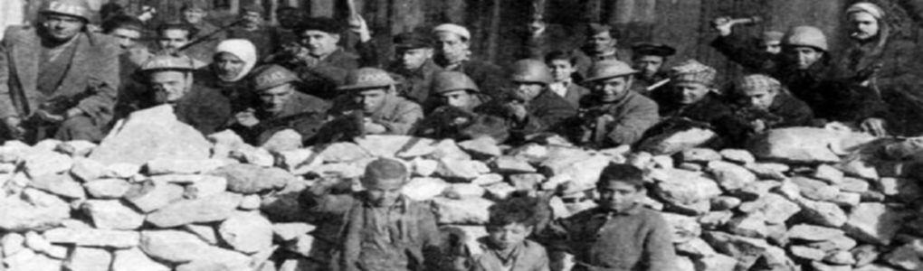 Δεύτερος Παγκόσμιος Πόλεμος, εαμικό κίνημα και επαναστατική στρατηγική