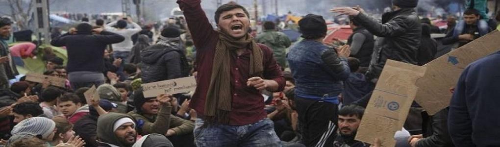 Αλληλεγγύη στο Κίνημα Προσφύγων στην Ελλάδα