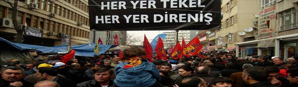 Η ανυποχώρητη εργατική τάξη της Τουρκίας: Από την επίθεση στην άμυνα