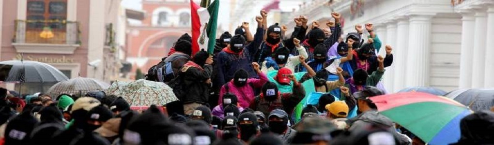 Σχετικά με τις επιθέσεις στο EZLN