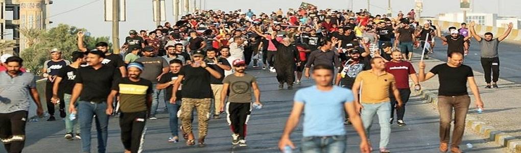 «Αυτή είναι η επανάστασή μας»: Διαδηλώσεις κλονίζουν την κυβέρνηση του Ιράκ