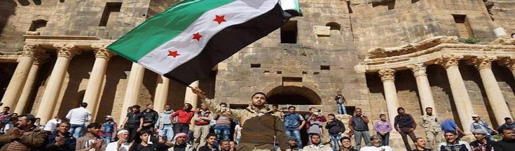 Η Συριακή Επανάσταση: Μια Ιστορία από τα κάτω (12 Διαδικτυακά σεμινάρια)