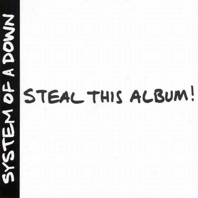 system of a down steal this album a
