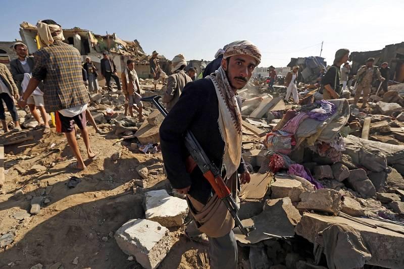 τα ραντεβού με την Υεμένη για να συνδέσετε την αρμονικό