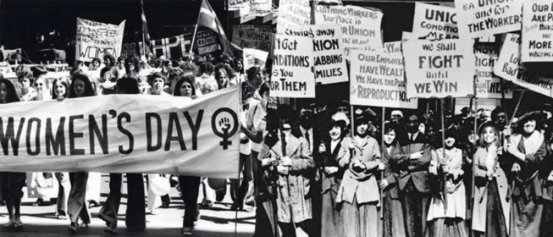 Αποτέλεσμα εικόνας για 8 Μάρτη: Αγώνας για την γυναικεία χειραφέτηση