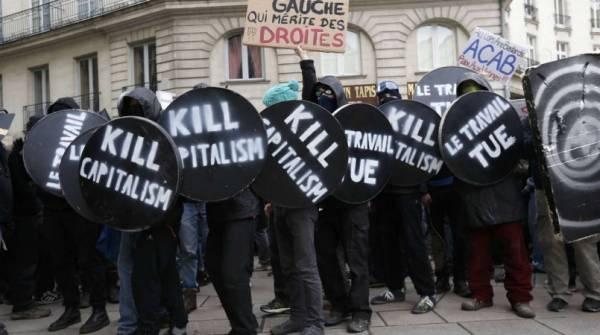 Ηφαίστειο η Γαλλία: Οδομαχίες στο Παρίσι -Απαγόρευση κυκλοφορίας σε ακτιβιστές [ΒΙΝΤΕΟ+ΦΩΤΟ]